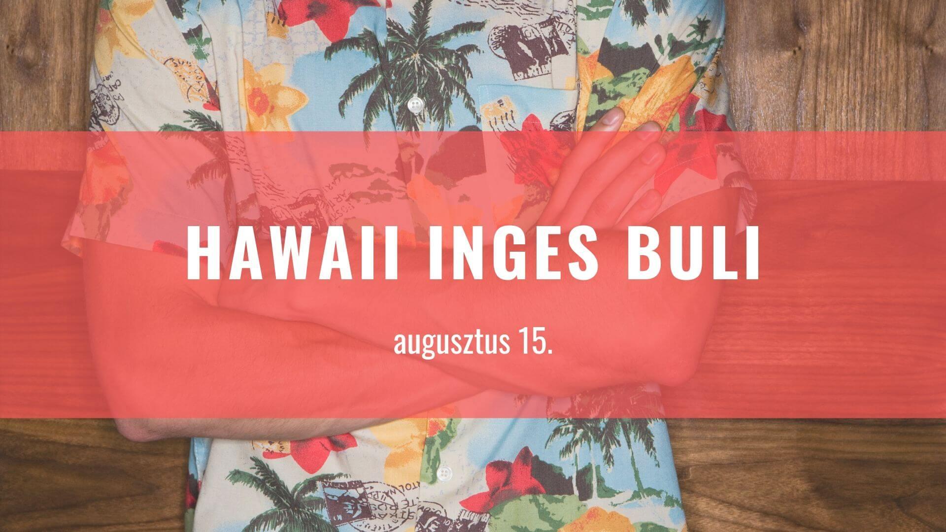 HAWAII INGES BULI